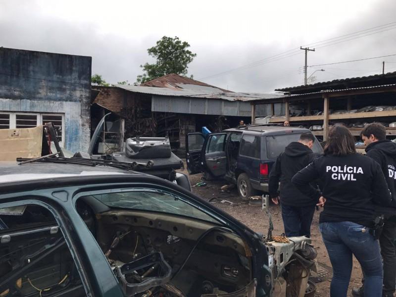 Resultado de imagem para Secretaria de Segurança faz operação para coibir o roubo de veículos no Rio